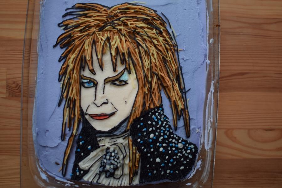 David Bowie Cake#2
