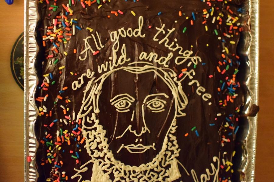 Henry David ThoreauCake