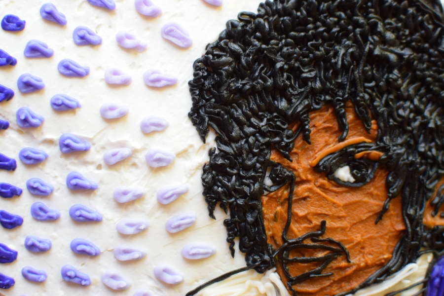 Prince and Judith ButlerCakes