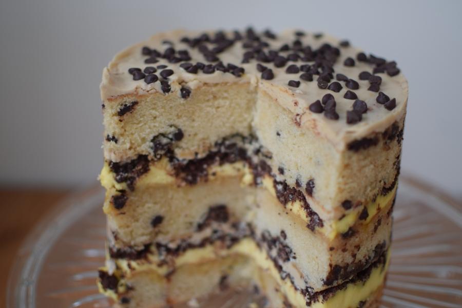 Momofuku Milkbar Chocolate Chip LayerCake